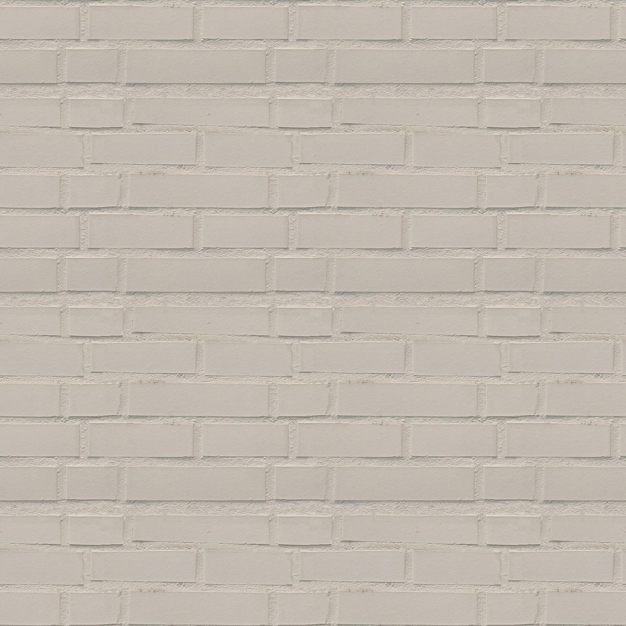 Frisch gestrichene Fassade