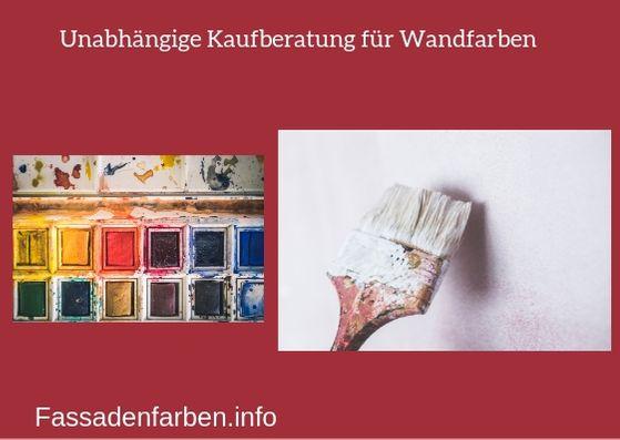 Wandfarbe Test 2019 | Die besten 5 Wandfarben im Vergleich