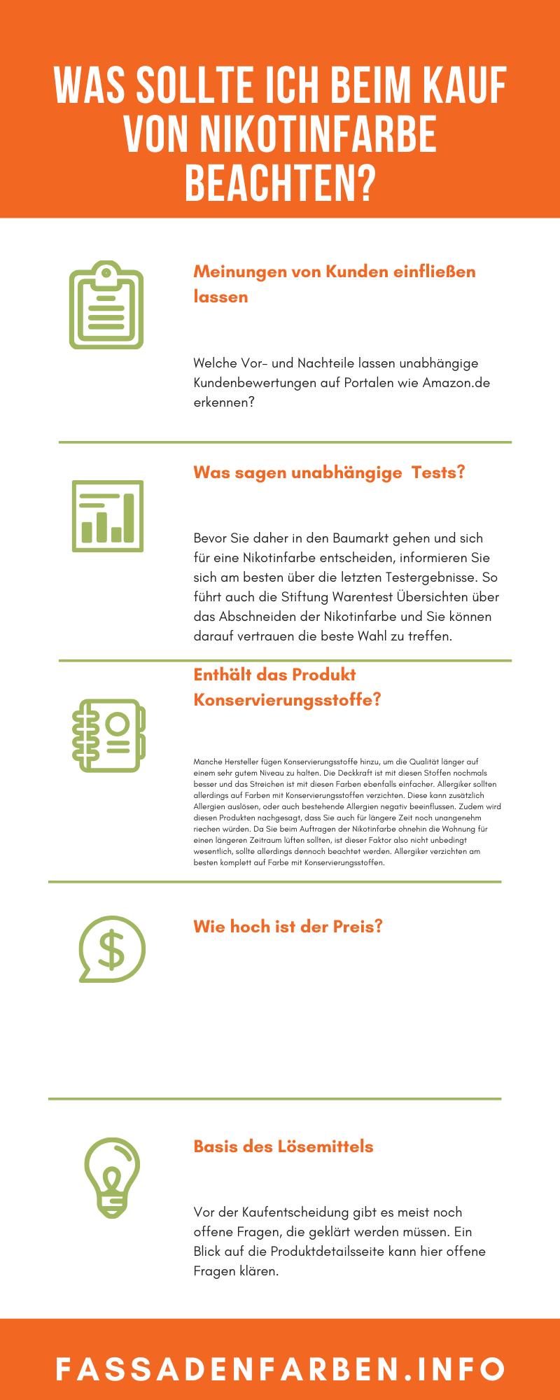 nikotinfarbe test kaufberatung infografik