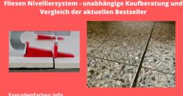 Fliesen Nivelliersystem Test